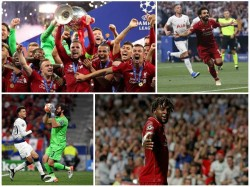 Ucl 2019 Liverpool Beat Tottenham By 2 Goals