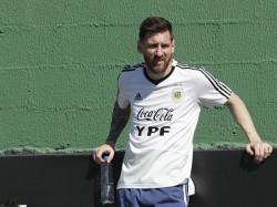 Messi On Copa America