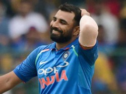 Shami About Last Over