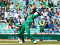 Mohammed Aamir Warned By Umpire