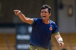 Navdeep Saini Net Bowler For India