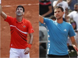 French Open Novak Djokovic And Dominic Thiem Advanced In Semi
