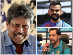 India Are Favourites Against Pakistan Says Former Captain Kapil Dev
