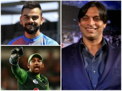 Former Speedstar Akhtar S Prediction In India Pakistan World Cup Match