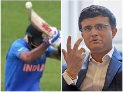 Ganguly Explainst Why Kohli Walked Despite Not Edging Ball Against Pakistan