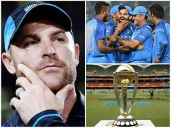 Newzealand Can Be World Cup Winners Says Former Captain Brendon Mccullum