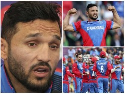Afganistan Captain Gulbadin Naib S Cheeky Warning To Opponents