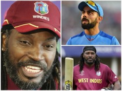 Windies Legened Chris Gayle To Retire After Home Series Against India