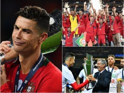 Portugal Win Nations League Title