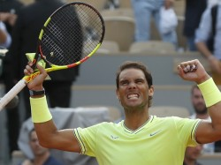 Nadal Beats Federer