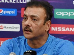 Ravi Shastri Gets 45 Days Contract Extension