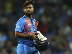 Former Indian Player Srikanth Support Rishabh Pant