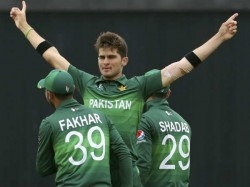 Pakistan Pacer Shaheen Afridi Breaks Record In World Cup