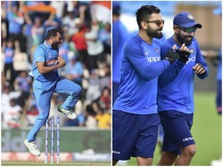 Indian Bowler Mohammed Shami Fitness