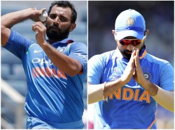 Mohammed Shami Returns In World Cup