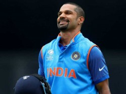 Time To Go Back And Recover Says Indian Opener Dhawan After Ruled Out Of World Cup