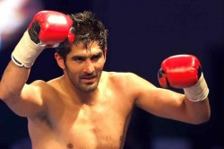 Vijender Ready For Us Proffessional Circuit