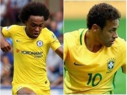 Willian Replace Neymar