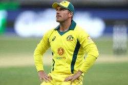 Aaron Finch Says Australia Enlgand Semi Final