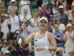 Ashley Barty Knocked Out Of Wimbledon Tennis