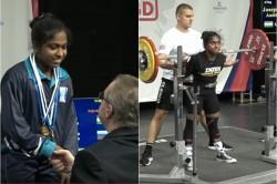 Anita Joseph Win Gold In World University Powerlifting Cup