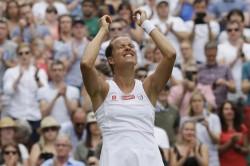 Wimbledon Barbora Strycova In Semi Finals