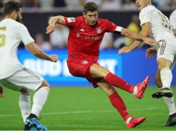 Bayern Munich Beat Real Madrid In International Champions Cup