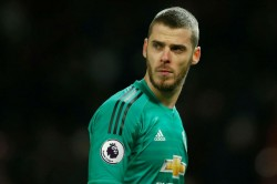 Manchester United To Offer De Gea New Five Year Contract