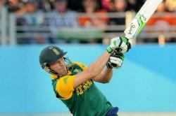 Ab De Villiers South Aricas World Cup Squad