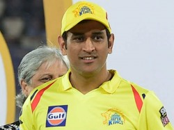 Ms Dhoni To Play Next Season S Ipl For Csk Confirms Team S Official