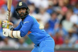 Dinesh Karthik Playing His First World Cup Match