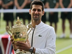 Novak Djokovic Wins Wimbledon Men S Title