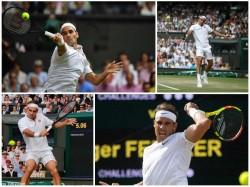 Wimbledon Federer Beats Nadal