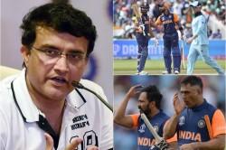 Sourav Ganguly Indias Loss To England