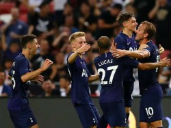 Tottenham Beat Juventus In International Champions Cup