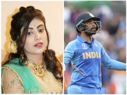 Ravindra Jadeja Wife Reveals He Was Sad After India Loss