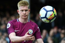 De Bruyne Redy To Take Manchester City Captaincy