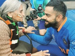 Indian Captain Kohli Keeps His Promise Gives World Cup Tickets To Charulatha Patel