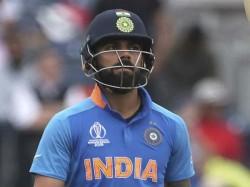 Indian Captain Virat Kohli S Flop Show Continues In Semi Finals
