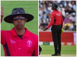 Umpire Kumar Dharmasena Admits Error