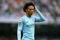 Leroy Sane Can Leave Manchester City If Unhappy Guardiola