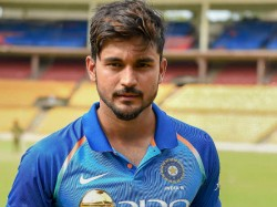 Manish Pandey Aims To Come Back To Indian Cricket Team