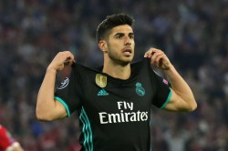 Real Madrid Confirm Asensio Injury