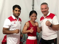 President S Cup Boxing Indian Boxer Mary Kom Wins Gold