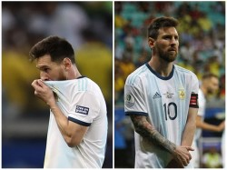 Lionel Messi To Apologise