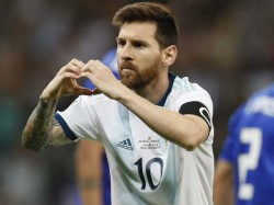 You Cannot Neutralise Lionel Messi Says Brazil Coach Tite