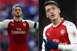 Arsenal Player Mesut Ozil Attacked