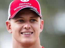 Mick Schumacher Drives Father Michael Last Title Winnig Car