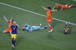 Netherlands Reach Womens World Cup Final