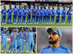 Indian Team Equals Most Losses By A Team In Odi